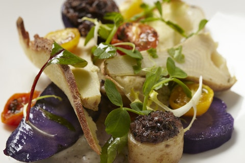 Best sustainable restaurants in London and the UK