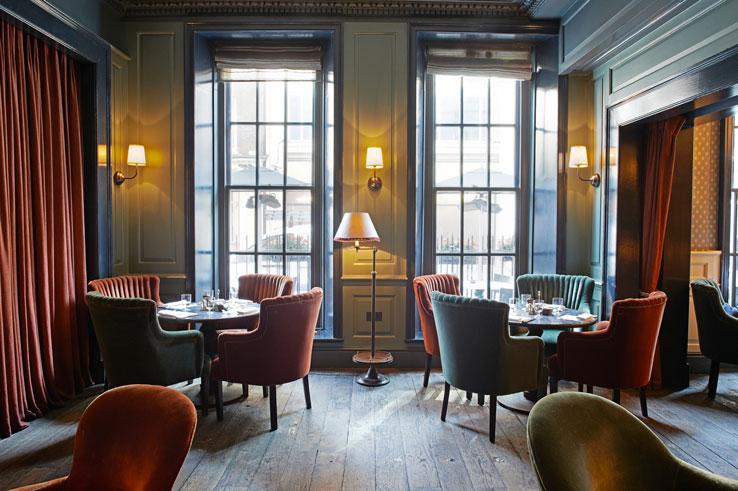Dean Street Townhouse London Soho restaurant