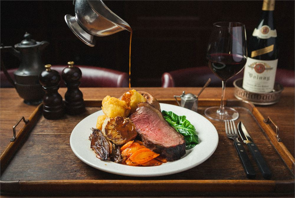 Sunday lunch in London: 6 of the greatest out there