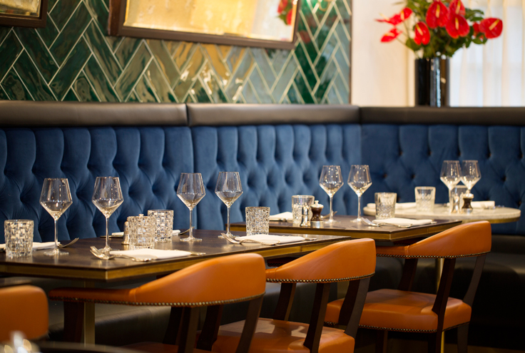 Hush Brasserie Mayfair
