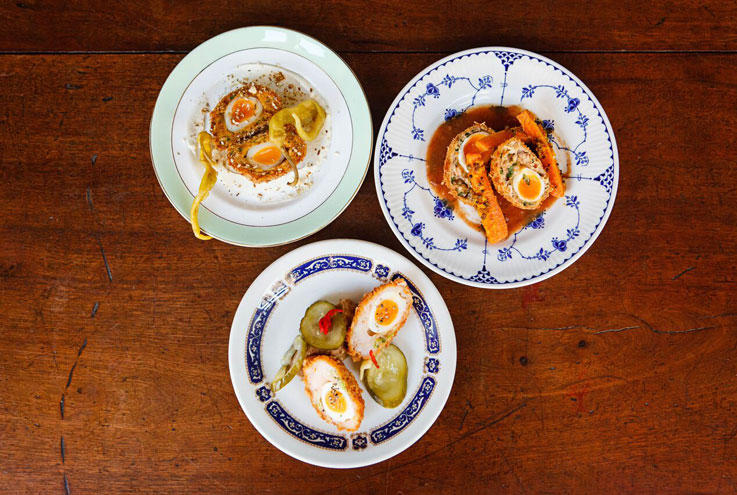 Jikoni London restaurant Marylebone