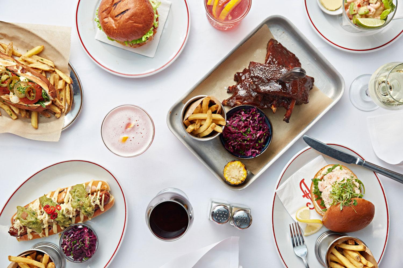 Joe Allen London restaurant bar Covent Garden