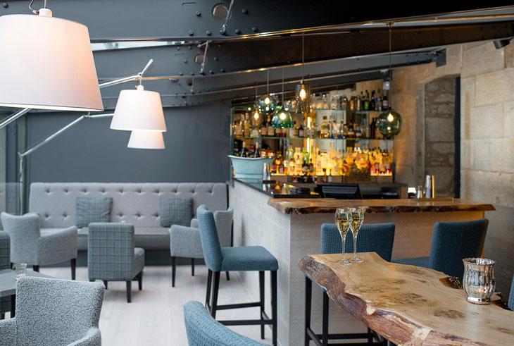 Kitchin Interior Bar