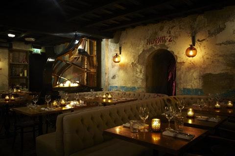 Late night eats: Dining after dark in London restaurants