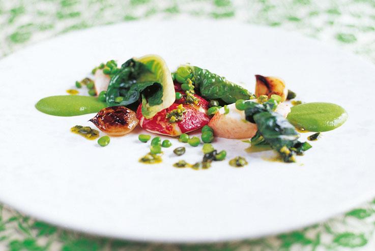 Le Champignon Sauvage Cheltenham restaurant