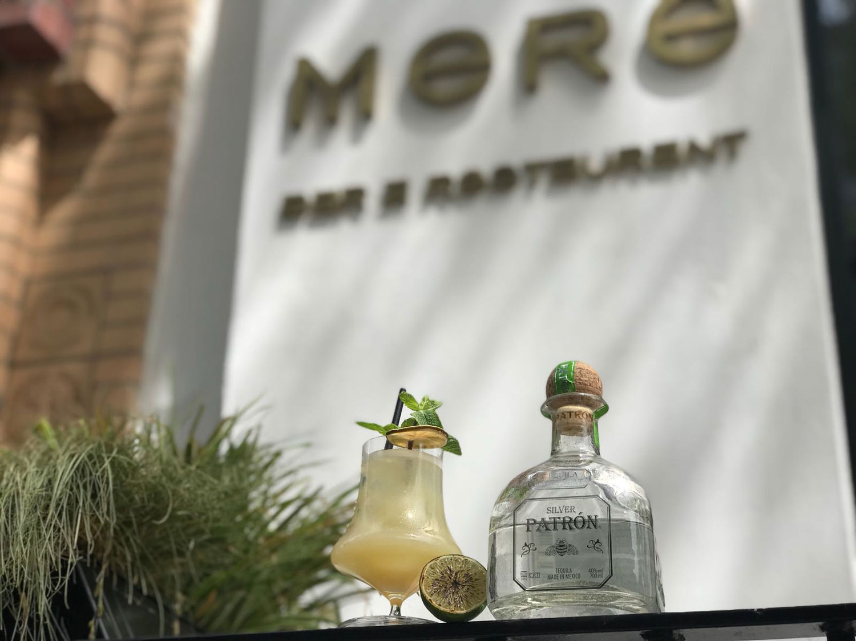 Mere summer cocktail