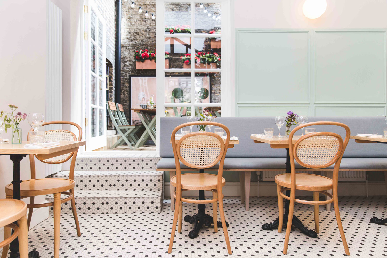 Minnow London Clapham restaurant bar