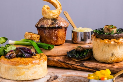 The pie's the limit: our pick of London pies