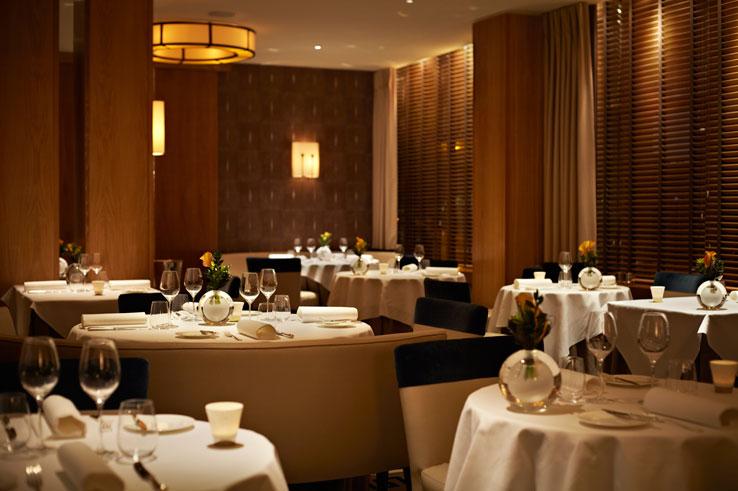 Restaurant Martin Wishart Scotland