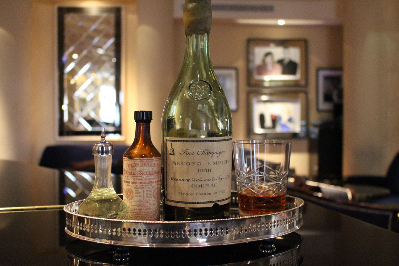 American bar cocktail