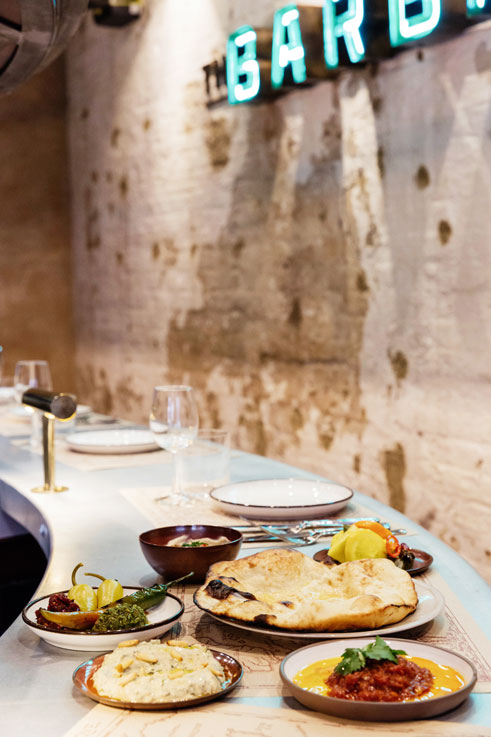 The Barbary London restaurant Covent Garden North African cuisine