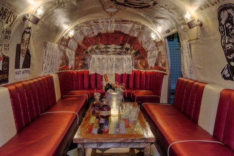 Private dining rooms with a difference in London