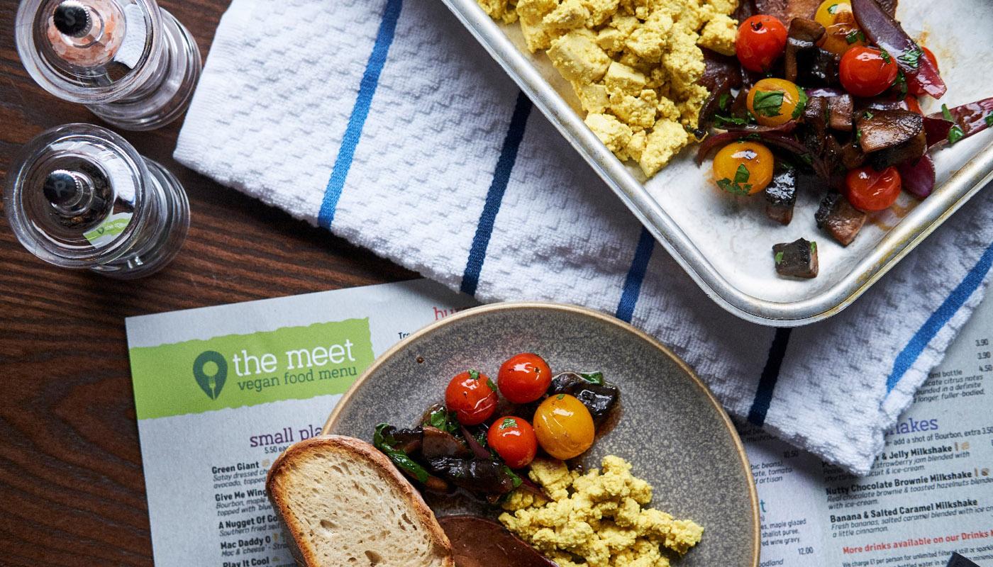 Breakfast at The Meet