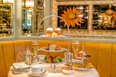 Six scrumptious afternoon teas in Kensington