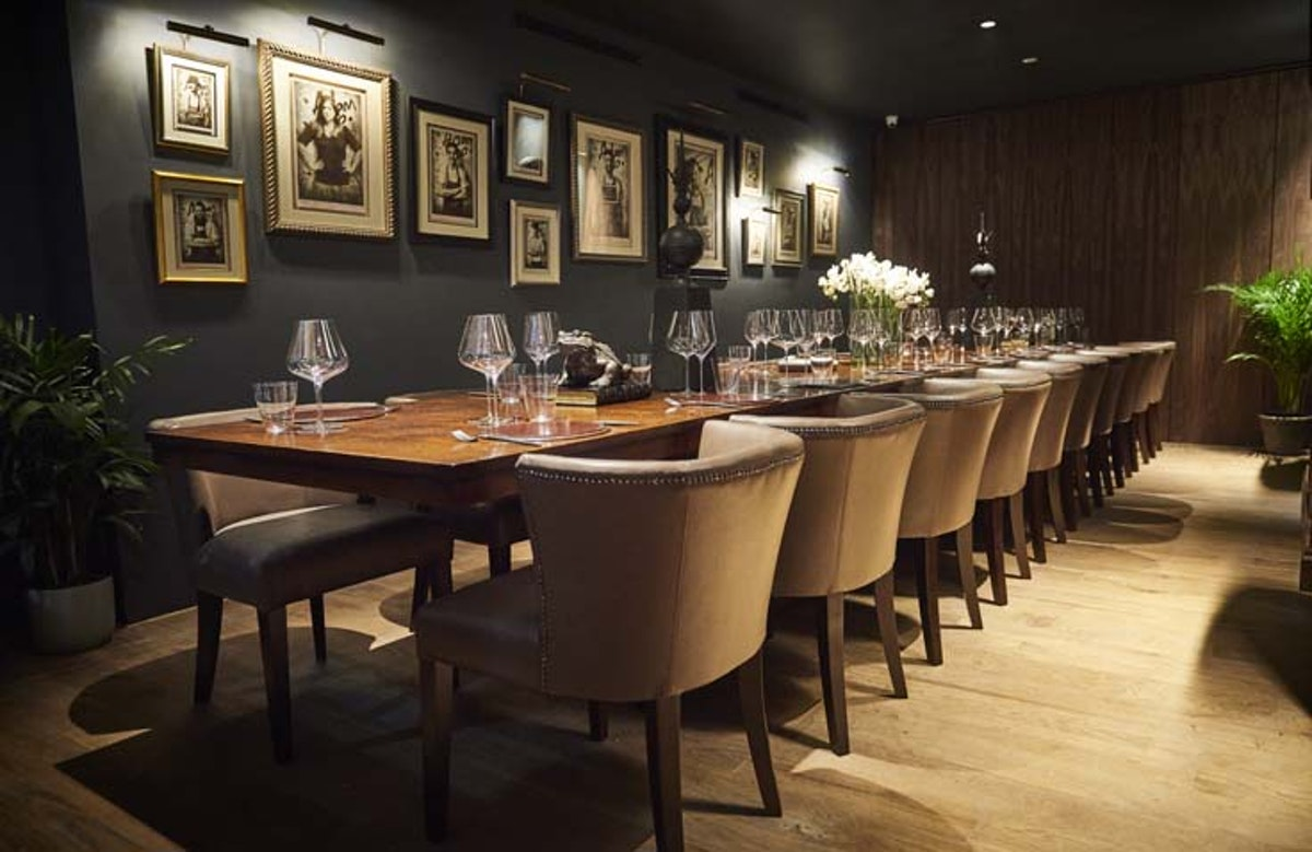 The best private dining rooms for birthday dinners