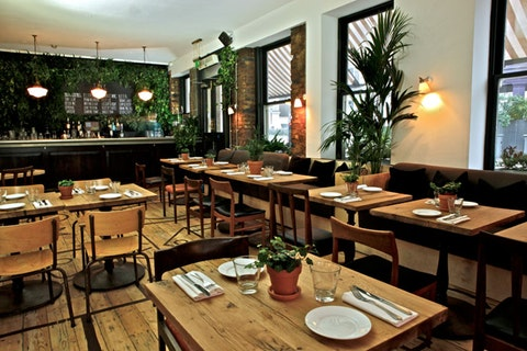 Waste not, want not at these eco-friendly London restaurants