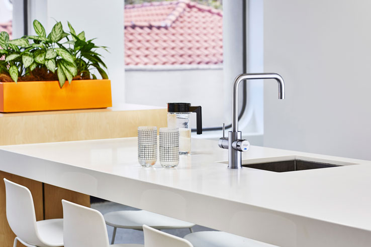 Zip Hydro taps Square Meal HydroTap G4