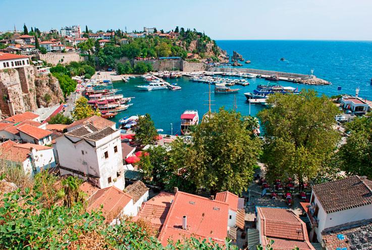 Antalya Turkey promotion Squaremeal summer magazine 2016