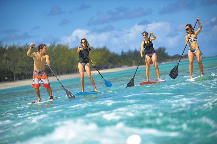 Beachcomber Mauritius holiday Squaremeal lifestyle