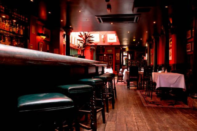 Boisdale of Belgravia bar London