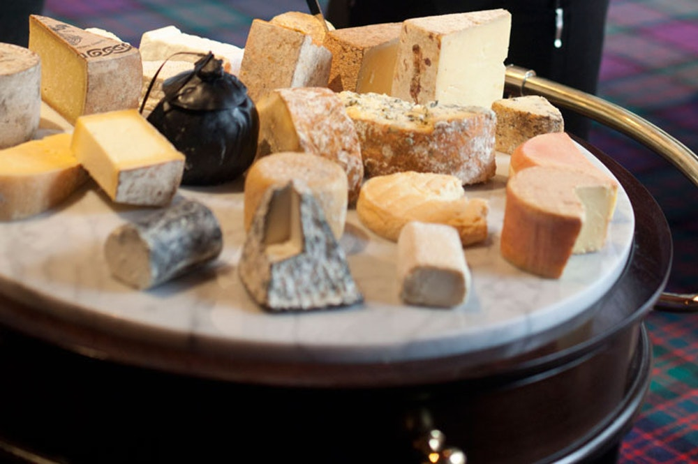 London's Best Cheeseboards in Association with Grana Padano