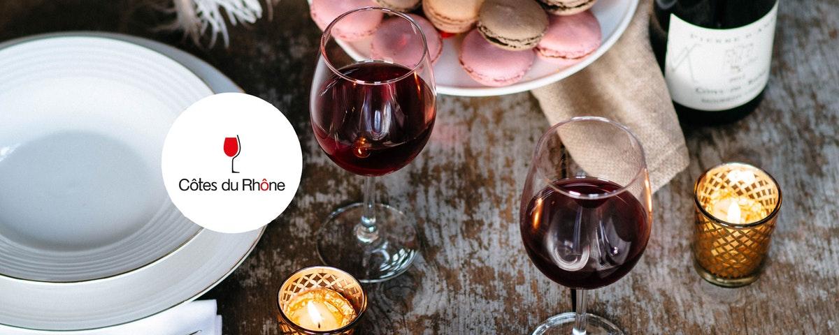 Côtes du Rhône Wines hosts the Guilty Pleasures Festival this October