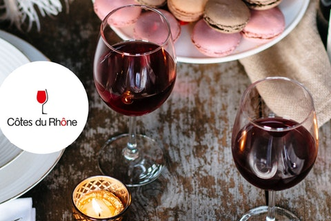 Côtes du Rhône Wines hosts the Guilty Pleasures Festival this October