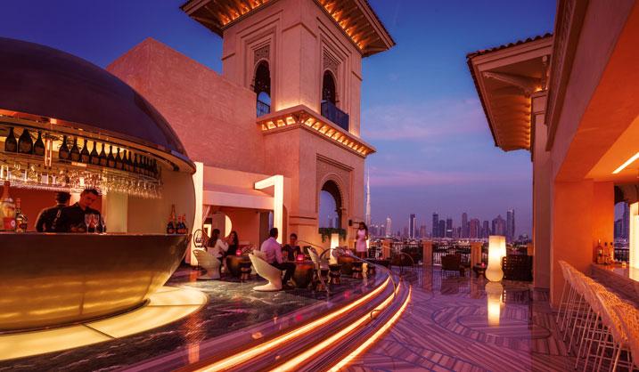 elegant resorts dubai four seasons hotel