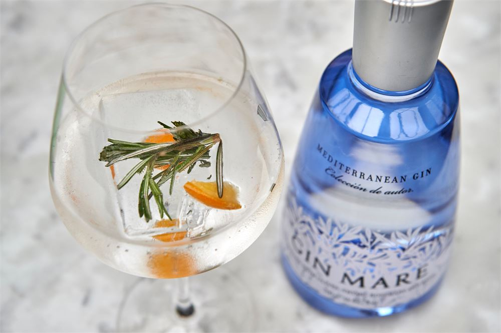 Gin Mare: The spirit of summer