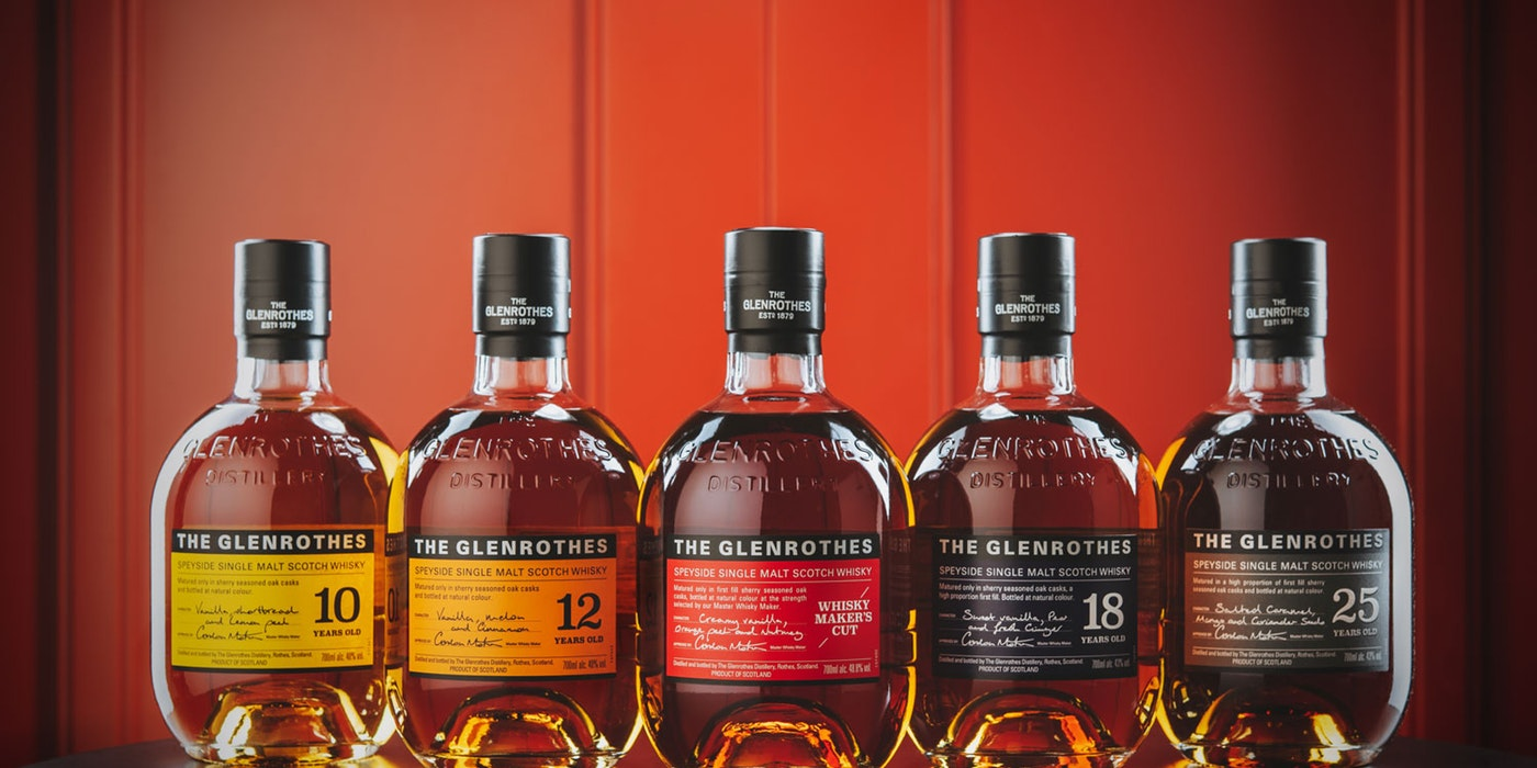 The Glenrothes launches its new Soleo Collection
