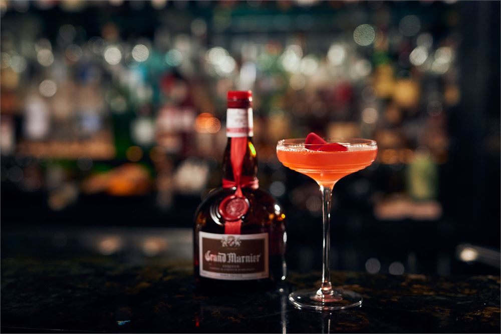 A limited-edition Grand Marnier cocktail has launched at The Savoy