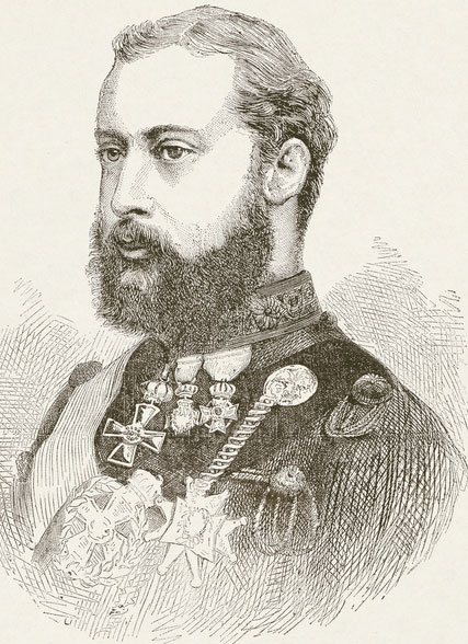 King Edward the VII