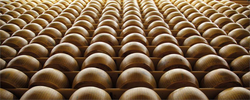 Get cooking with Parmigiano Reggiano