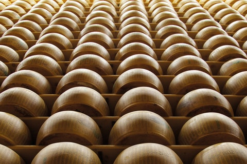 Get cooking with Parmigiano Reggiano