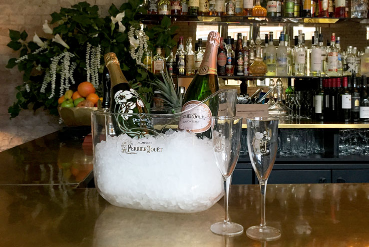 Perrier Jouet Eden promotion September London drink event