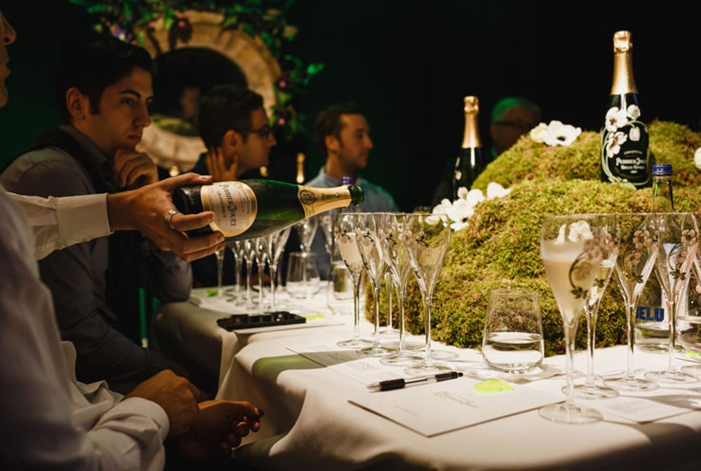 Where to enjoy Perrier-Jouët Champagne in London
