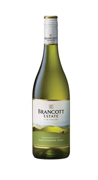 Brancott Estate Sauvignon Gris Marlborough New Zealand
