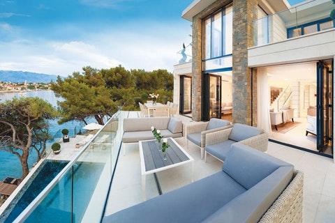 Book with CV Villas for a luxury getaway