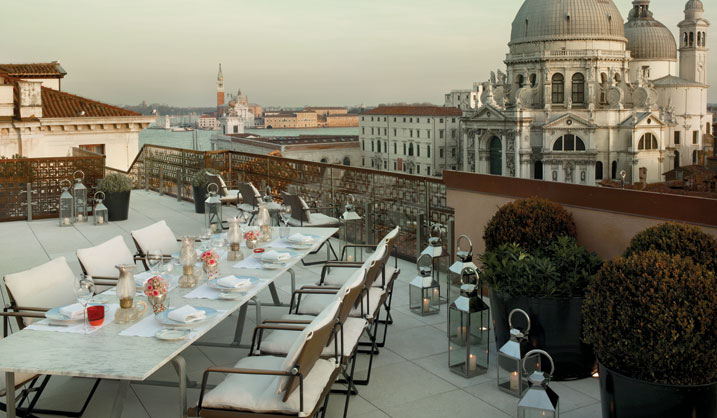 the redentore terrazza suite terrace