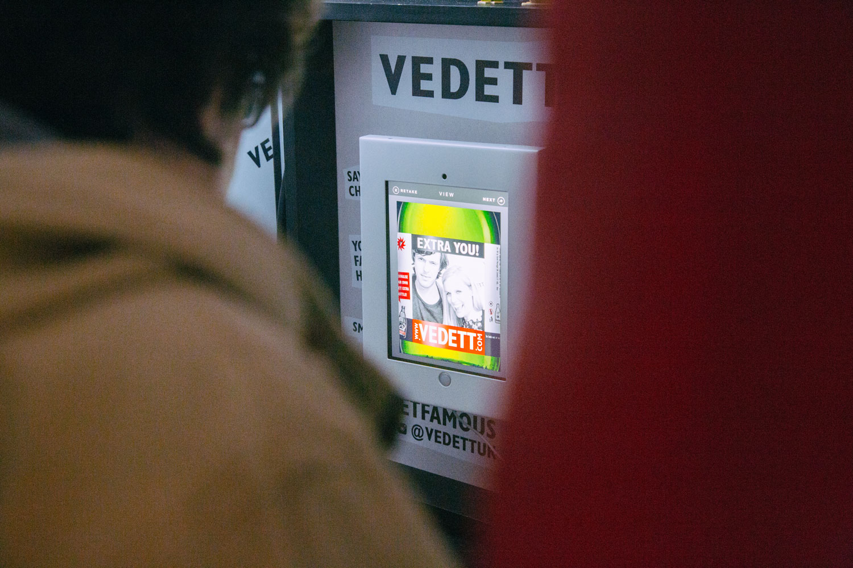 Vedett drinks brand London SquareMeal promotion