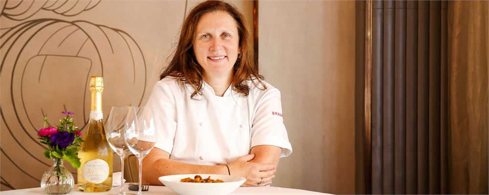 The Ayala SquareMeal Best Female Chefs Series: Angela Hartnett