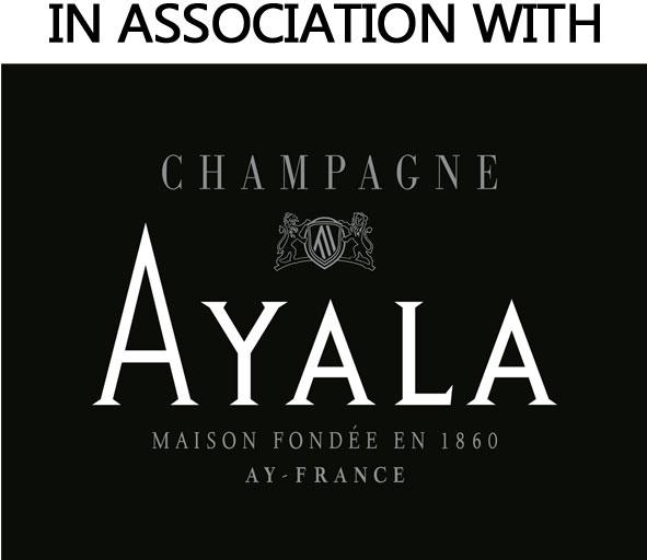 Ayala in association with logo