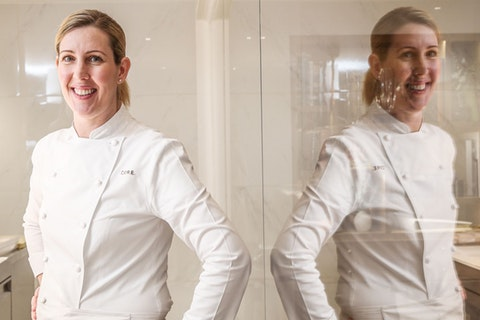"Clare Smyth interview: ""Thinking about food is all-consuming for me"""