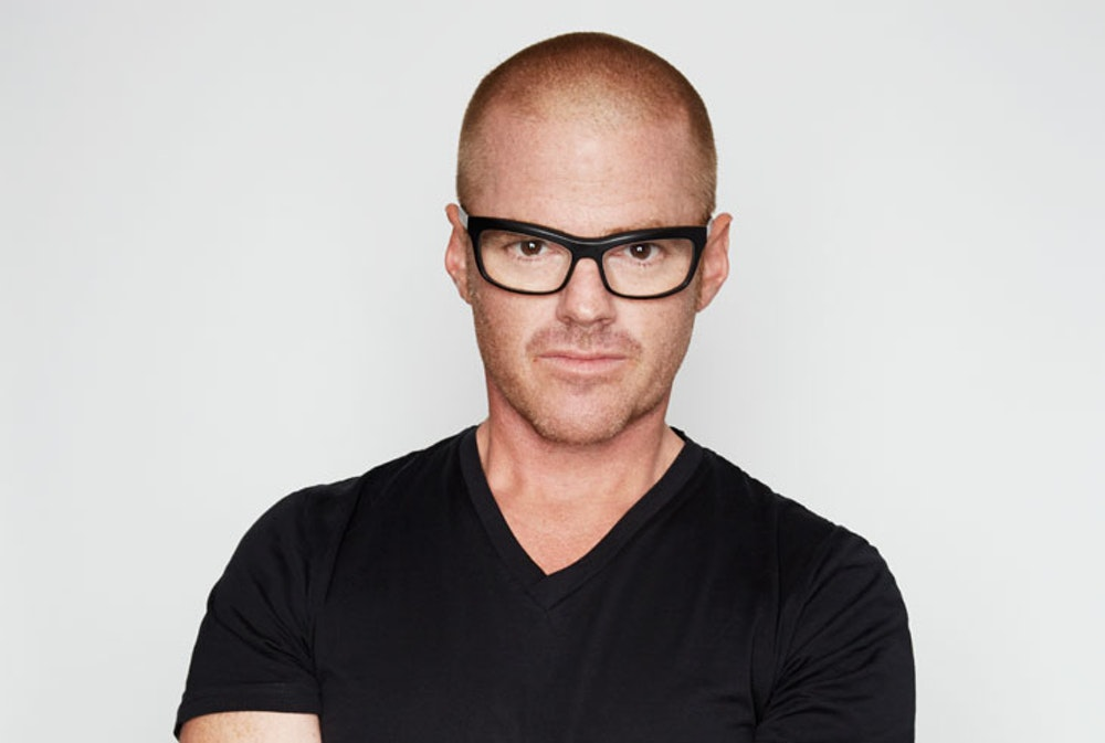 Two Minutes with Heston Blumenthal