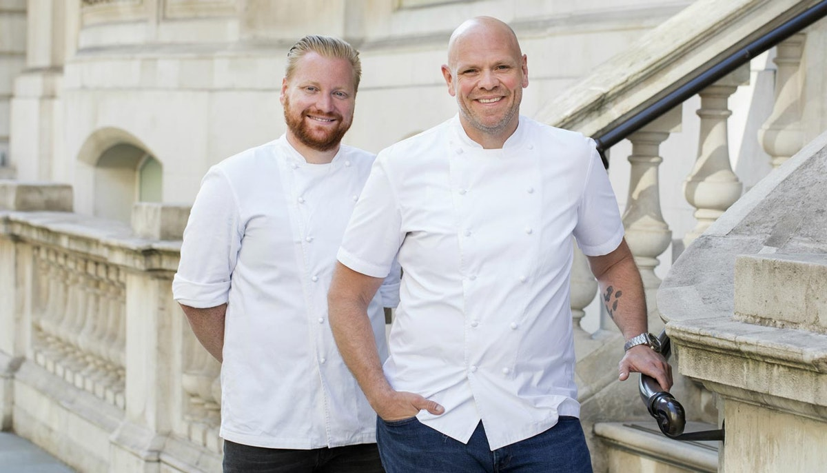 Interview: Tom Kerridge talks to SquareMeal about his debut London restaurant