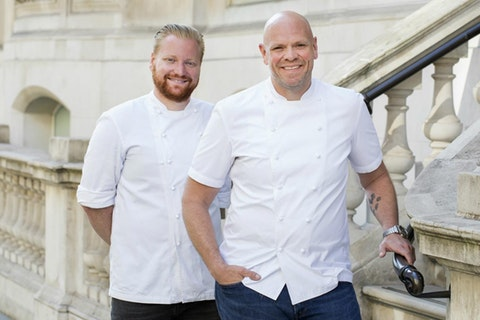 Interview: Tom Kerridge talks to SquareMeal about his debut London restaurant