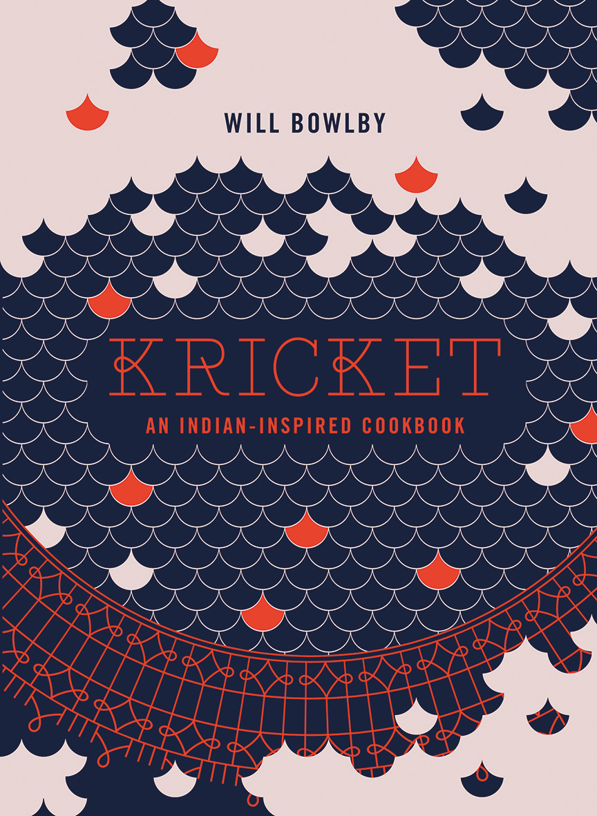 Kricket cookbook cover