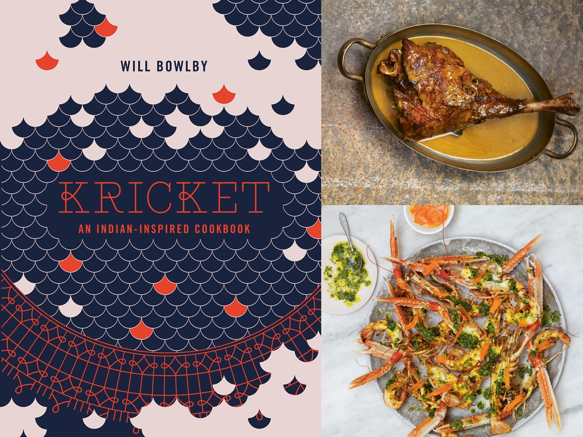 Two delicious recipes from Kricket to try at home