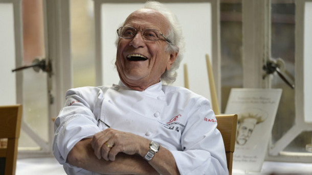 michel roux sr laughing