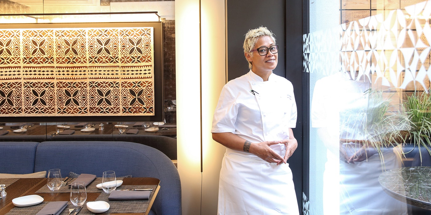 The Ayala SquareMeal Best Female Chefs Series: Monica Galetti